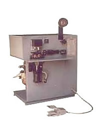 Semi Auto Hot Crimping Machines